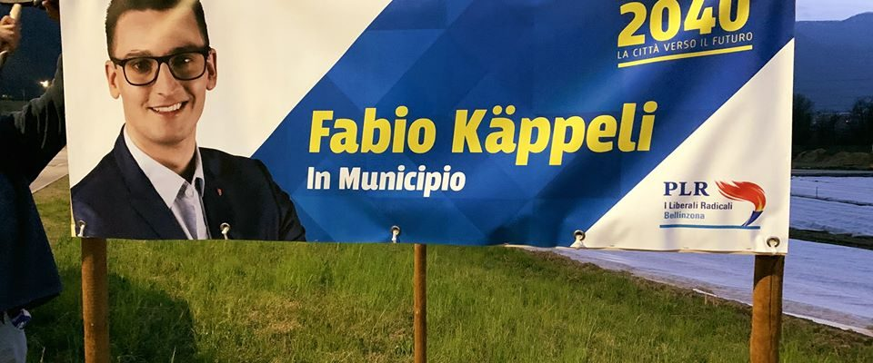 Fabio Käppeli cartellone