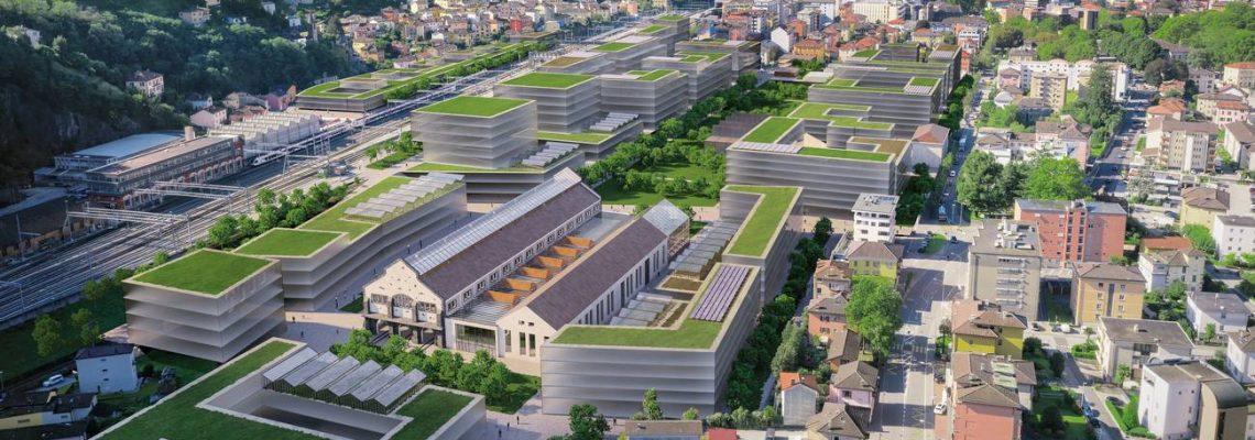 Bellinzona swiss innovation park